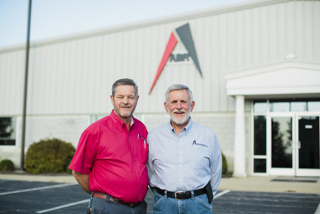 ABR Construction Storefront with Christian and Michael Ach Near Nicholasville, Kentucky (KY)