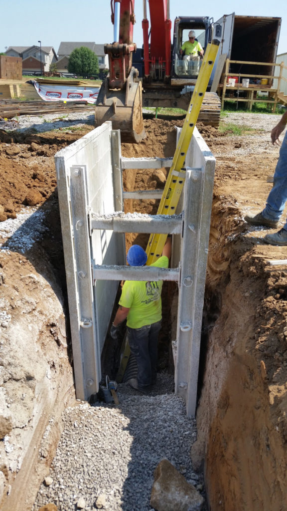 Excavation and Site Development Safety Standards Near Nicholasville, Kentucky (KY)