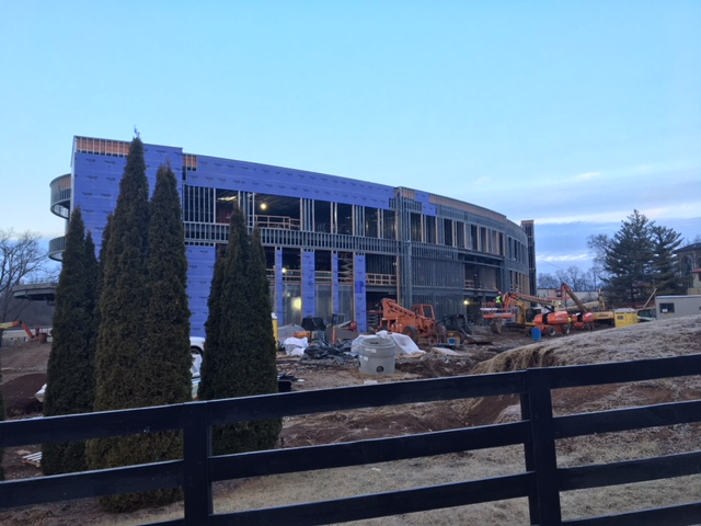 Alltech Headquarters Construction in Nicholasville, Kentucky (KY)