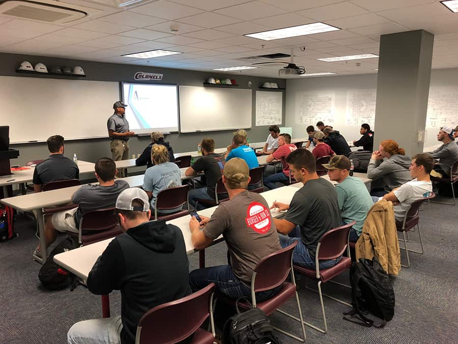 EKU Lecture for Commercial Roofing Repair, Maintenance & Construction in Nicholasville, Kentucky (KY)