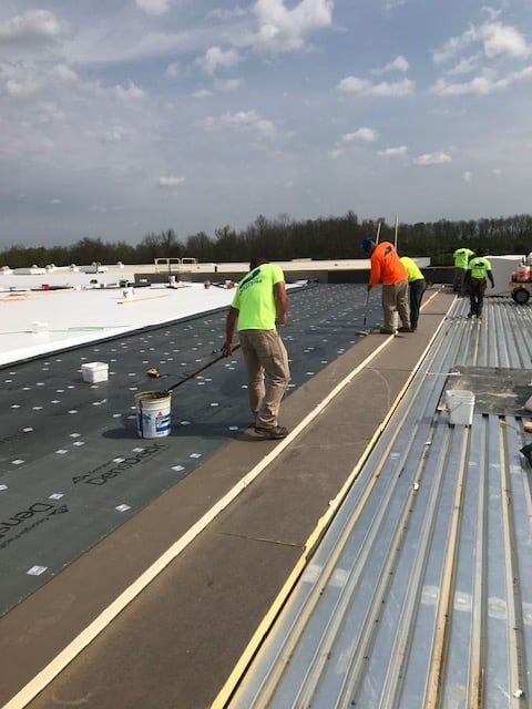 Commercial Roofing Sheet Metal Amp Replacement In