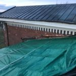 Roofing Tarp to Prevent Wind and Rain Damage Near Richmond, KY