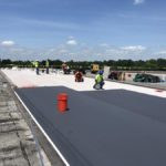 Commercial Roofing Contractors for Rupp Arena Near Lexington, KY